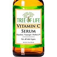 Vitamin C Serum for Face - Anti Aging Facial Serum - 1oz