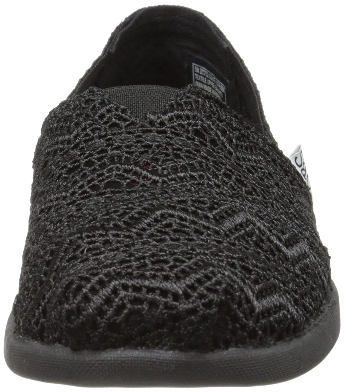 Skechers Damen, Schuh, Bobs World - Dream Catcher Schwarz (Bbk)