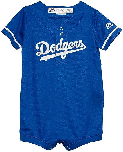 Amazon.com  Majestic Los Angeles Dodgers Blue Alternate Cool Base ... 92c1ab11cab