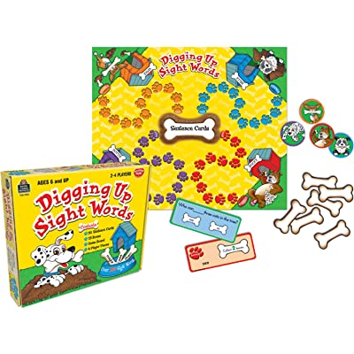Teacher Created Resources Digging Up Sight Words Game (7812): Office Products