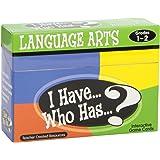 I Have, Who Has?: Language Arts Game, Grades 1-2