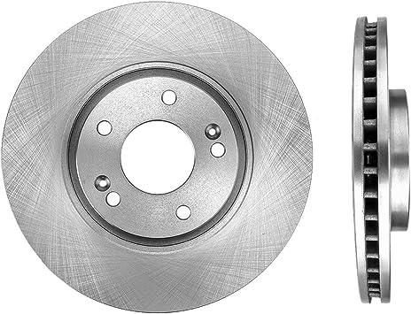 Front Brake Rotors For HYUNDAI SONATA TUCSON VELOSTAR KIA OPTIMA FORTE SPORTAGE