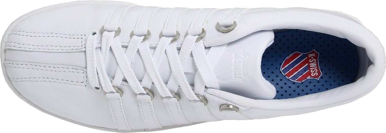 K-Swiss Women's Classic 88 Athletic B001U8D2EW 7 B(M) US White/White