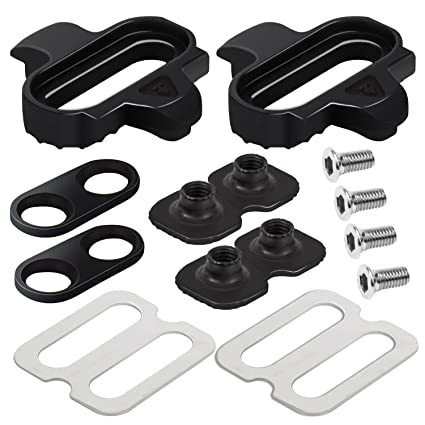66309f8d5 Image Unavailable. Image not available for. Color  SAVITA Mountain Bike  Pedals Cleat Set for Shimano SPD