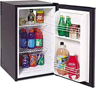 Avanti 2.5 Cu. Ft. Midsize Compact Refrigerator, Black, Lot of 1
