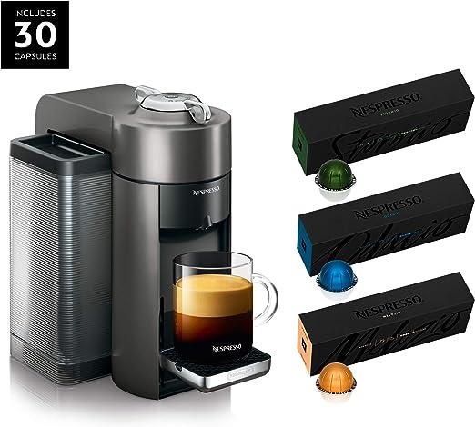 Amazon.com: Nespresso de DeLonghi, Titan: Kitchen & Dining