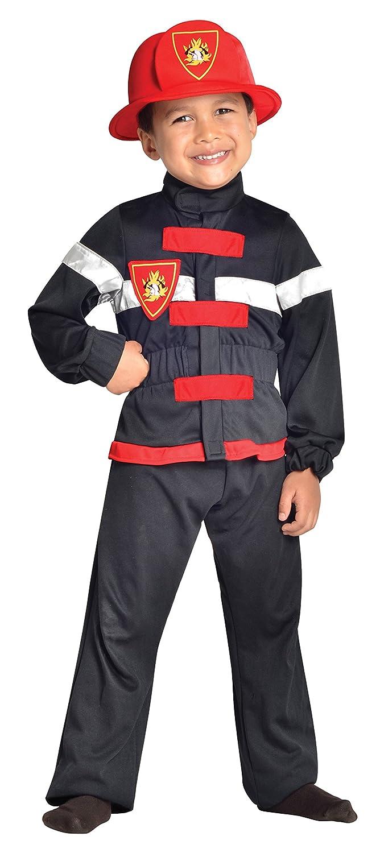Cesar-Disfraz de bombero F566 8/10 años: Amazon.es: Juguetes y juegos