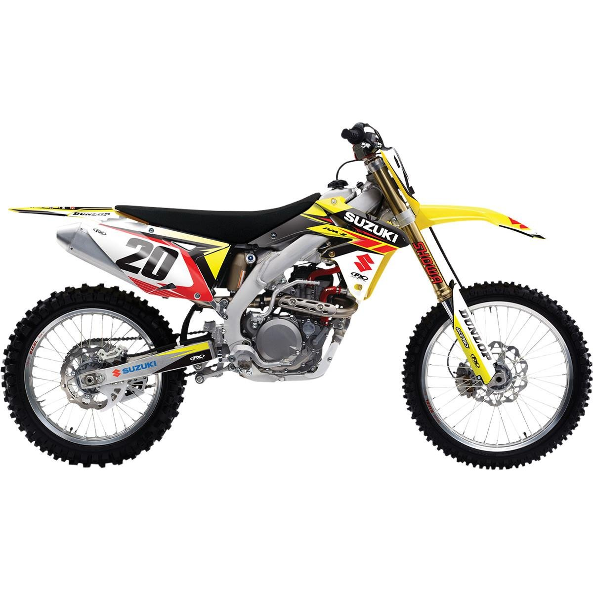 Factory Effex 18-14322 Shroud//Airbox Graphic Kit