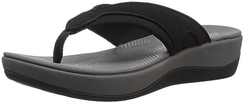 15741596500 Clarks Women s Arla Marina Flip-Flop  Buy Online at Low Prices in ...