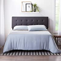 Deals on LUCID Square Tufted Mid Rise Adjustable Height Headboard Twin