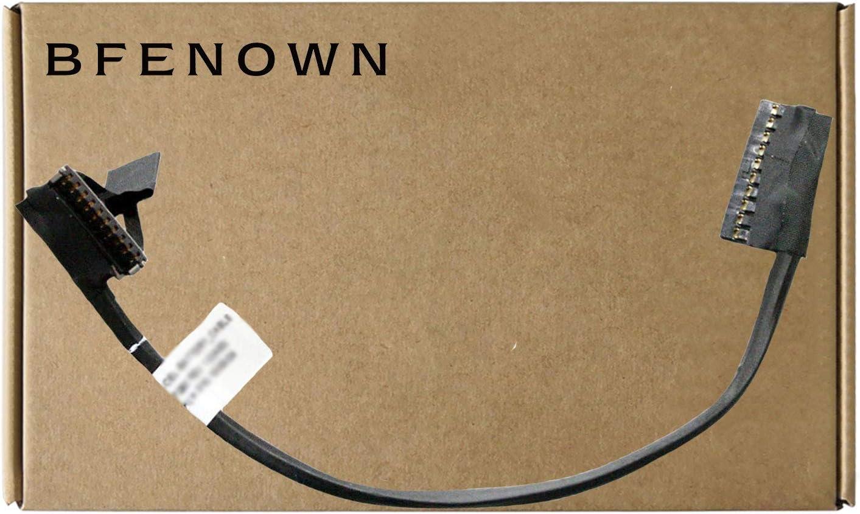Bfenown Replacement Battery Cable Connector Wire Cord ADM80 for Dell Latitude 5570 E5570 Precision M3510 WJ5R2,G6J8P 0G6J8P DC020027Q00 Compatible MC84H 0MC84H DC020027U00