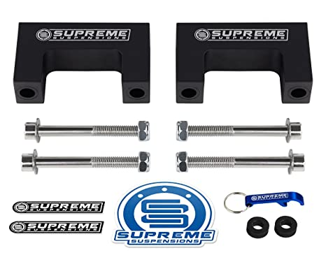 """2-4/"""" Lift Rear Shock Extender for 1994-2016 Dodge Ram 1500 2WD 4WD"""