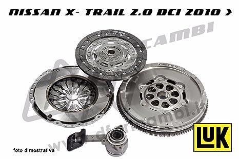 Kit Embrague + Volante + Rodamiento Hidráulico Luk kv0089 – 415039010 – 625303809 – 510011610