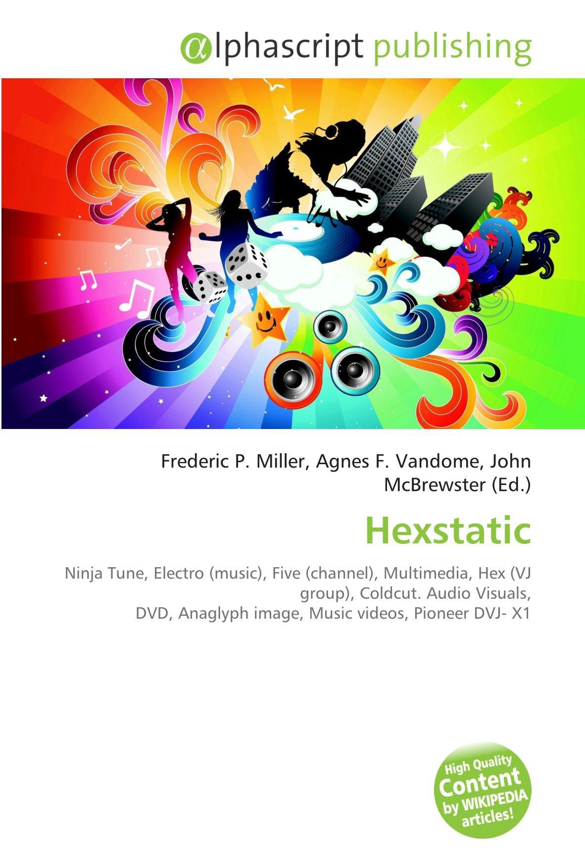 Hexstatic: Ninja Tune, Electro music , Five channel ...
