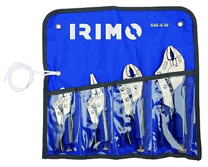 Irimo alicates - Juego mordazas grip(bolsa 4u)