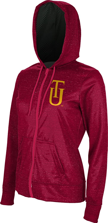 School Spirit Sweatshirt ProSphere Tuskegee University Girls Zipper Hoodie Heathered
