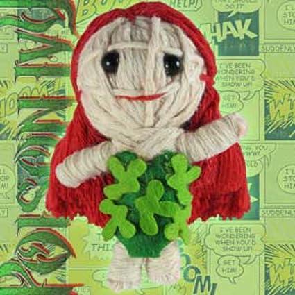 Amazon Licensed Dc Comics Originals 25 Poison Ivy String Doll