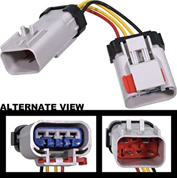 712gjwelJIL._SY355_ amazon com apdty 133815 fuel pump 4 wire weatherproof wiring  at fashall.co