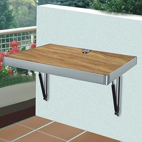 Tavoli Pieghevoli Da Parete.Xiaolin Tavolino Da Parete Multifunzionale Con Regolazione