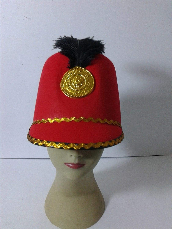 Carnevale Cappello Majorette Feltro Party Festa Scegli Il Colore