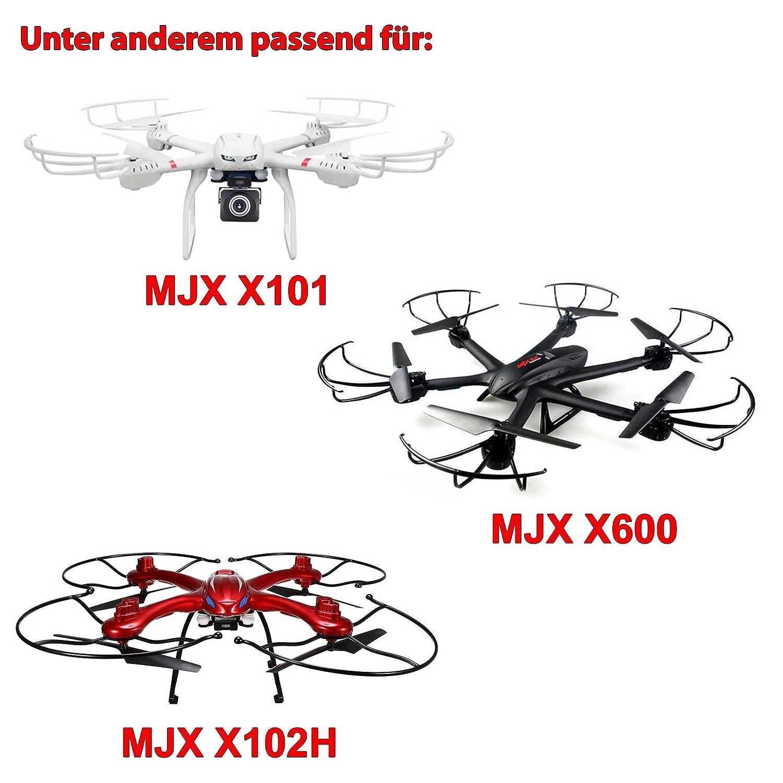 MJX C4018 nuevo revisado Action Cam FPV Live Transferencia Juego ...