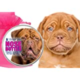 Blissful Dog Nose Butter DOGUE DE BORDEAUX Organic Good Stuff for your dogs Crusty / Dry Nose (1oz Tin)