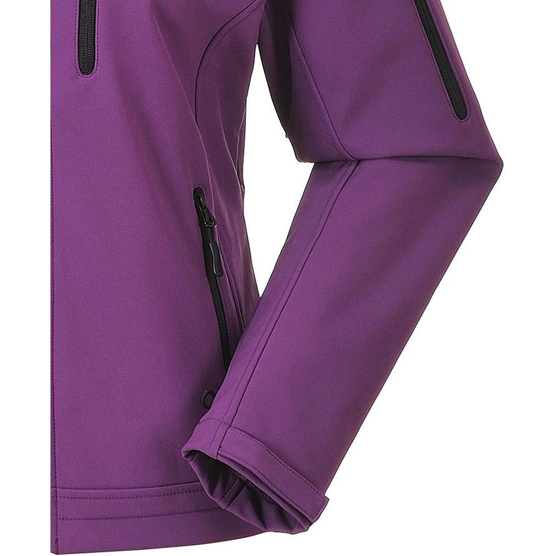 COX SWAIN women TITANIUM soft shell jacket BEAR - 10.000mm waterproof 6cfdd98629f1