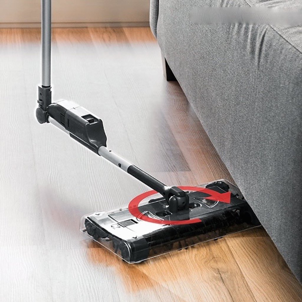Loriginal Swivel Sweeper Max Balai Electrique aspirateur