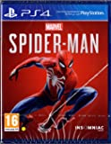 Marvel Spiderman Video Game (PS4)