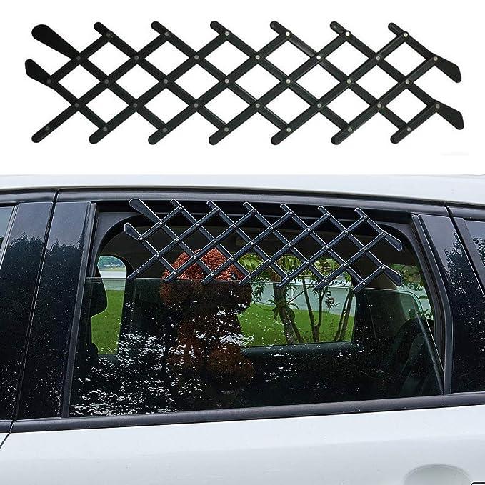 Universale Pet Dog Puppy griglia di aerazione in Rete di Sicurezza Auto Finestra della Maglia per Auto Camion e SUV XianghuangTechnology Window Vent Guardia