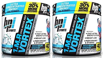 BPI Sports 1.M.R Vortex Arctic Ice 40 Servings (2 Pack)