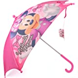 Trendy Apparel Shop Minnie Mouse Girls Kids Size Umbrella