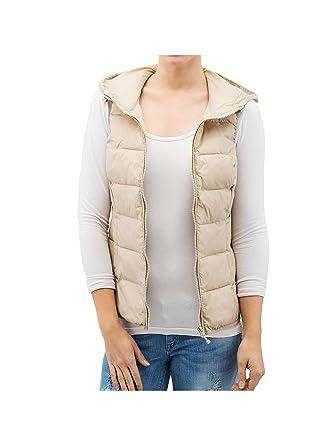quality design f1db8 9f6a3 Only Damen Weste Beige Medium: Amazon.de: Bekleidung