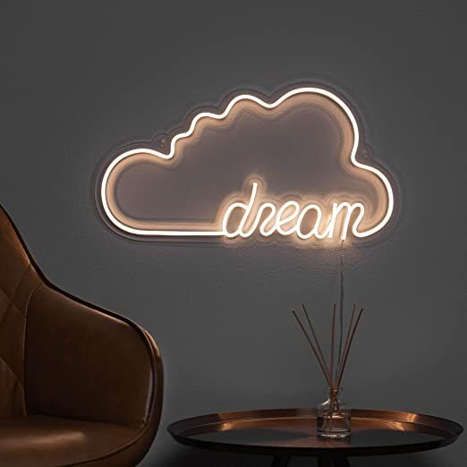 """Led Cloud Neon Sign 