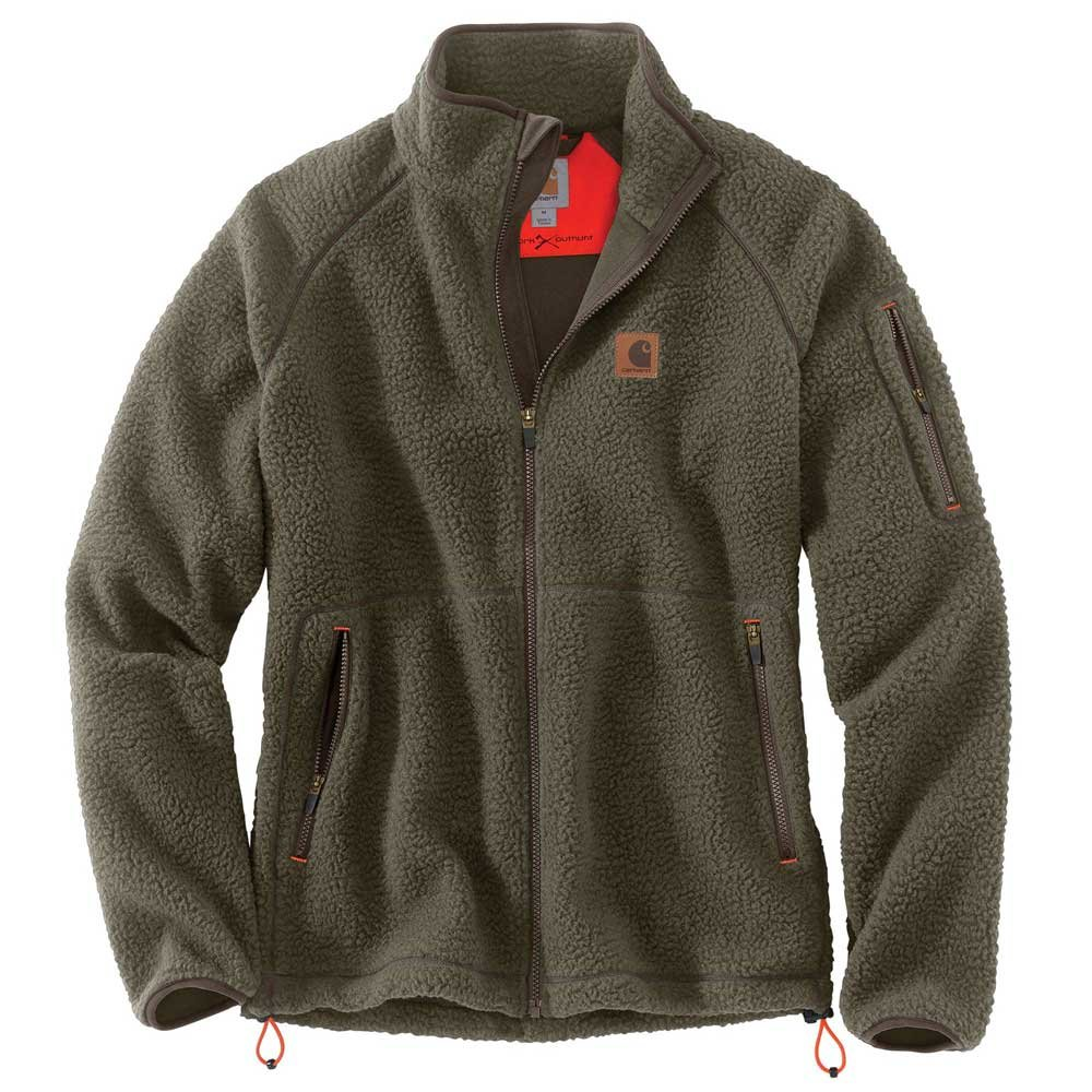 Carhartt Men's 102698 Game Load Jacket - X-Large - Moss