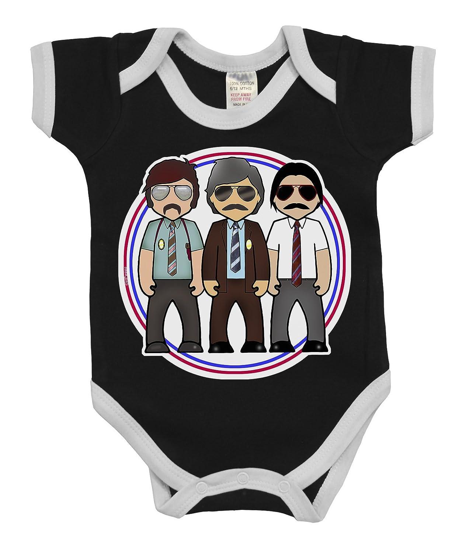 VIPWees Baby Kleidung Babygrow Sabotage Boys Boys /& Girls Baby Bodysuit