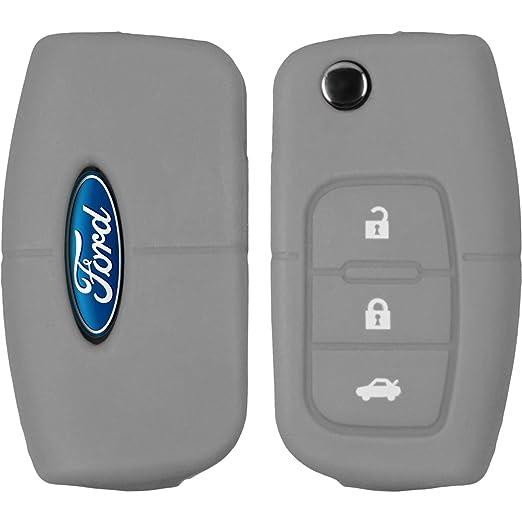 5 opinioni per PhoneNatic cover in Silicone chiavi per telecomando a 3 tasti Ford Focus /