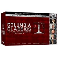 Columbia Classics 4K Ultra HD Collection Volume 2 Anatomy of a Murder / Oliver! / Taxi Driver / Stripes / Sense and…