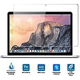 Apple MacBook Pro 13 2015 Retina Protecteur D'écran en Verre Trempé, Vikoo 9H 0.3mm HD Clair Ultra-mince Film Protection écran Tempered Glass Screen Protector pour Apple MacBook Pro Retina 13 2015 pouces