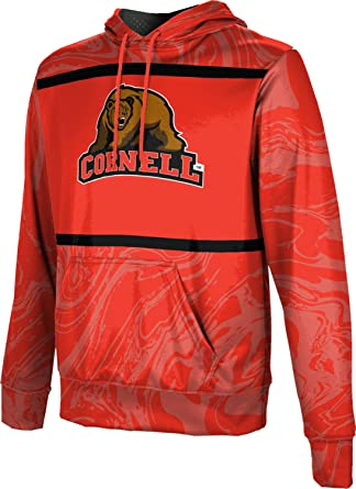 ProSphere Cornell College Boys Full Zip Hoodie Ripple