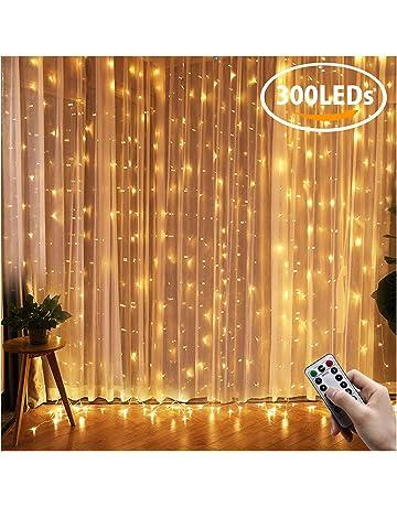 Amazon.es: Iluminación de Navidad de exterior: Iluminación
