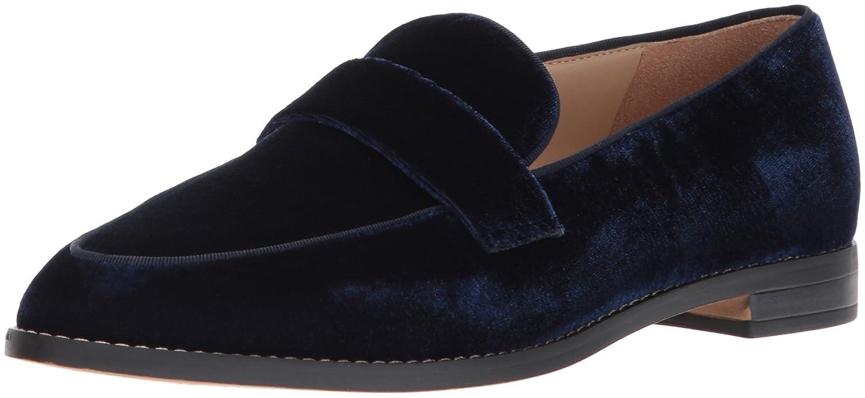 Navy Franco Sarto Women's HUDLEY Loafer Flats