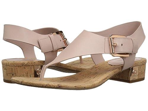 4195613d640 Image Unavailable. Image not available for. Color  Michael Michael Kors  London Thong Sandals ...
