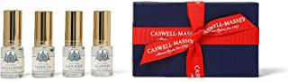 product image for Caswell-Massey Eau De Toilette Sampler Gift Set - Travel Size Fragrances in Almond, Sandalwood, Lavender And Verbena Scents: Centuries, 15 ml Each (Set of 4)