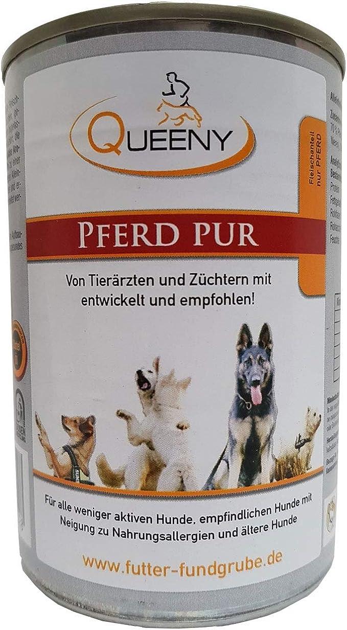 hungen Berg s Queeny caballo Pur 800 g lata