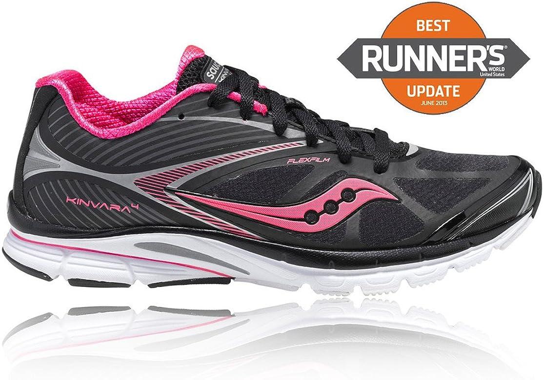 Saucony PowerGrid Kinvara 4 Womens Zapatillas para Correr - 42.5: Amazon.es: Zapatos y complementos