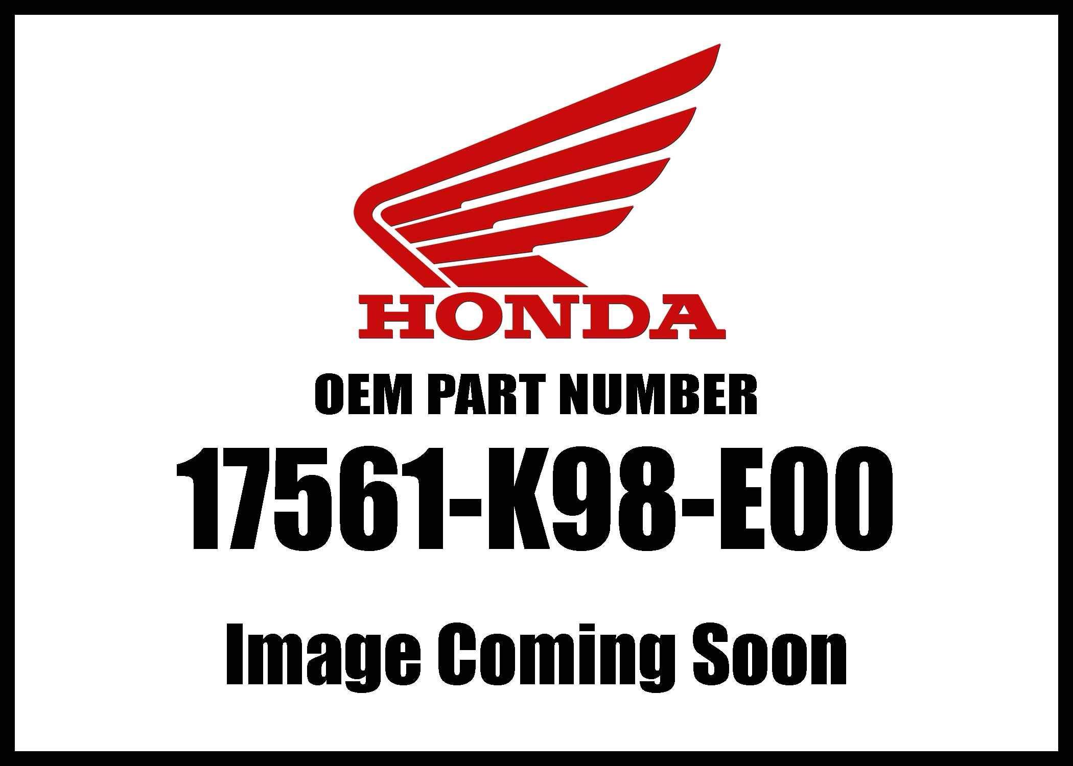 Honda Cbf300n '18 Joint Fuel Tube 17561-K98-E00 New Oem