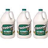 Titebond 1416 III Ultimate Wood Glue, 1-Gallon (3-(Pack))