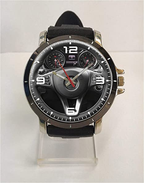 Amazon Com Mercedes Benz Luxury Automobile Custom Watch