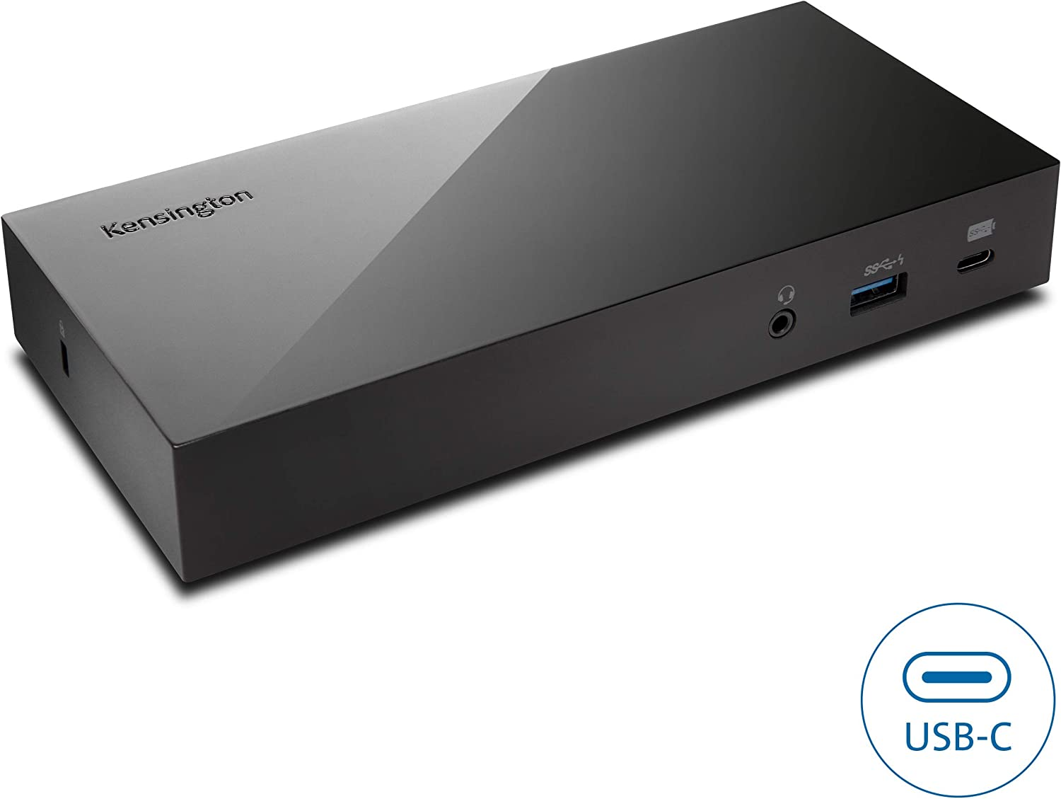 SD4800P USB-C 10Gbps Scalable Video Docking Station w/ 135W adapter - DP/DP/HDMI - Windows